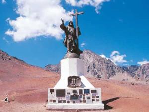 Cristo Redentor, Mendoza